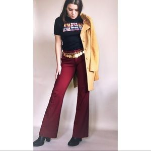 Vintage Pants - Soft Bell Bottoms